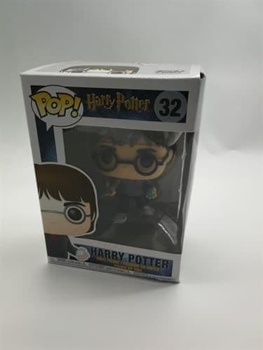 Фигурка Гарри Поттер (Harry Potter with Prophecy)  № 32 - фото 47558
