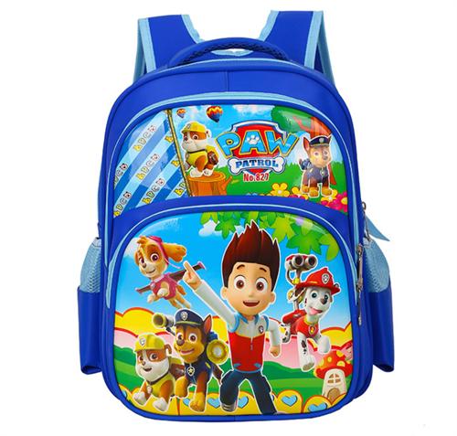 Детский рюкзак Щенячий патруль синий купить в Москве