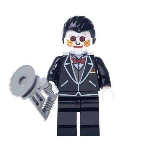 Фигурка совместимая с Лего Пила - купить недорого в интернет-магазине игрушек Super01