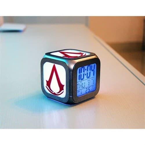 Часы с логотипом Ассасин Крид (Assassin's Creed) купить