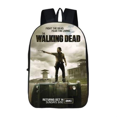 Рюкзак Рик из сериала Ходячие Мертвецы (The Walking Dead) купить