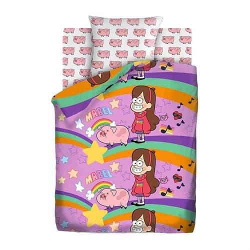 Постельное белье Мэйбл и Пухля из Гравити Фолз (Gravity Falls) купить
