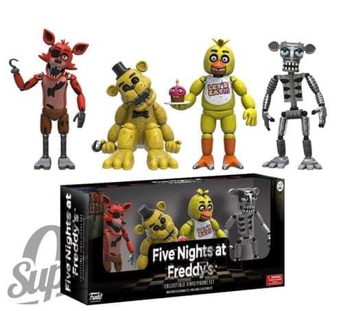 Комплект игрушек 5 ночей с Фредди купить