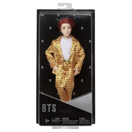 Кукла Чон Чонгук (BTS Jung Kook Idol Doll) купить