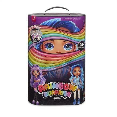 Кукла Пупси Слайм Фиолетовая или Голубая Леди (Poopsie Rainbow Surprise) купить в Москве