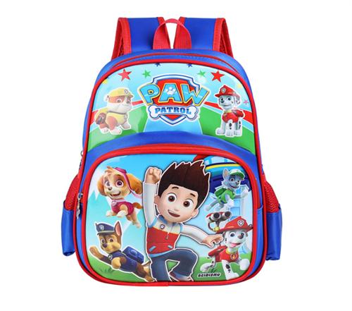 Синий рюкзак Щенячий патруль (Paw Patrol) для школы купить в Москве