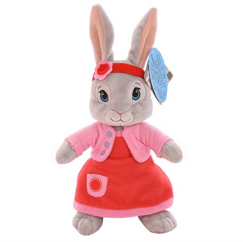 Мягкая игрушка Лили Бобтейл из мультфильма Питер Кролик купить в Москве