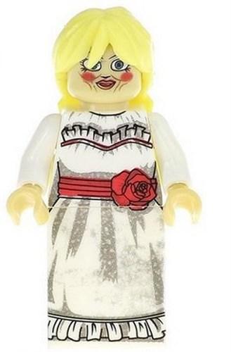 Минифигурка Аннабель (Annabelle) совместимая с лего - купить недорого в интернет-магазине игрушек Super01
