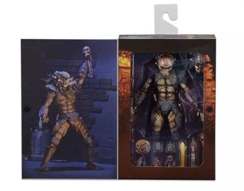 Фигурка Predator 2 Ultimate City Hunter 17 см купить в Москве