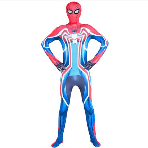 Скоростной костюм Человек-паук (Spiderman) взрослый купить в Москве