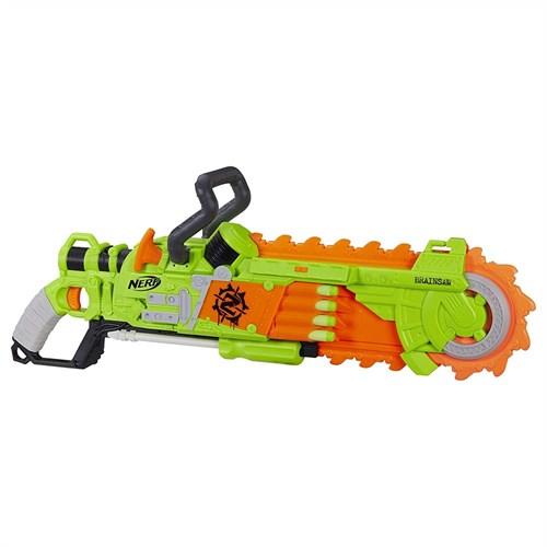 Бластер НЕРФ Зомби Страйк (Nerf Zombie Strike Brainsaw Blaster)