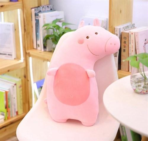 Подушка милая Свинья купить в Москве
