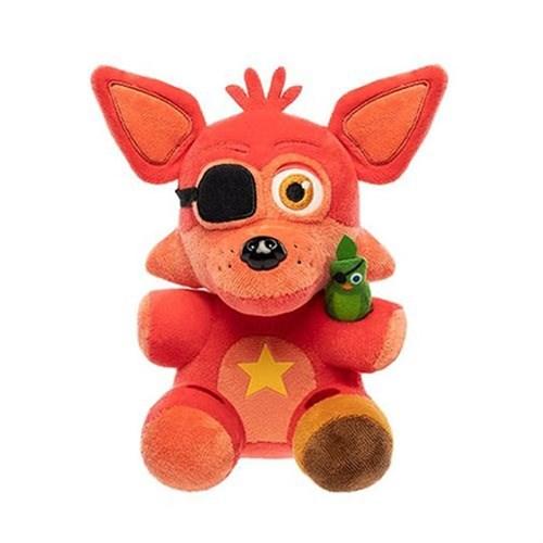 Плюшевая игрушка Рокстар Фокси Фнаф (Rockstar Foxy Plush) купить