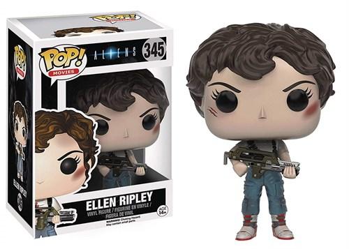 Фигурка Эллен Рипли Чужой (Ellen Ripley Alien Pop) №345 купить оригинал