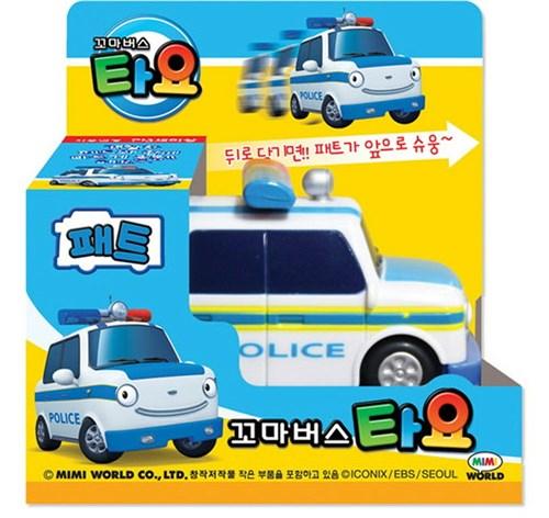 Тайо Маленький Автобус - Пэт - купить недорого в интернет ...