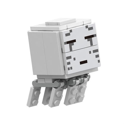 Фигурка совместима с лего Овечка из игры Майнкрафт