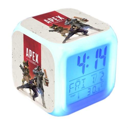 Часы будильник с логотипом Апекс / Apex Legends