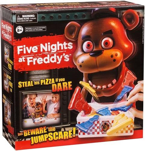 Настольная игра 5 ночей с Фредди (Five Nights At Freddy's) купить в Москве