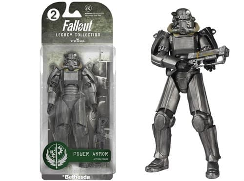 Фигурка Пауэр Армор (Power Armor) Legacy Collection из игры Fallout купить