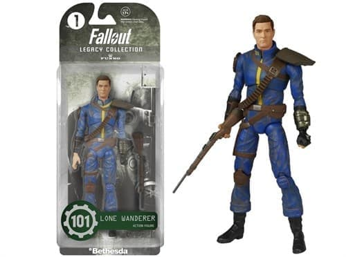 Фигурка Лоун Вандерер (Lone Wanderer) Legacy Collection из игры Fallout купить