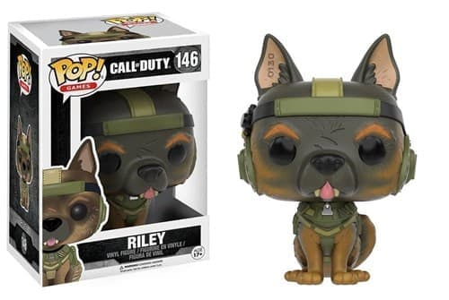 Фигурка собака Райли (dog Riley) из игры Call of Duty № 146 - фото 8362
