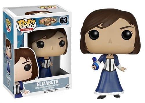 Фигурка Элизабет (Elizabeth) из игры BioShock - фото 8381