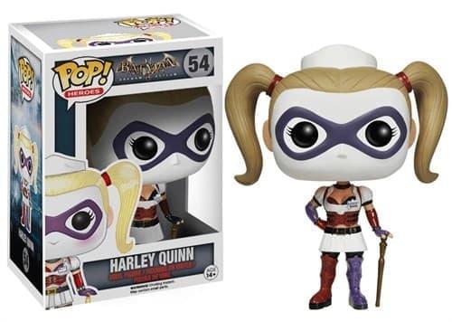 Фигурка Харли Квинн (Harley Quinn) из игры Batman: Arkham Asylum - фото 8424