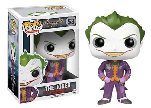 Фигурка Джокер (Joker) из игры Batman: Arkham Asylum - фото 8427