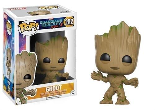 Фигурка Грут (Groot) виниловая из фильма Стражи Галактики № 202 - фото 8471