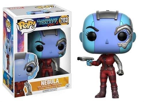 Фигурка Небула (Nebula) из фильма Стражи Галактики № 203 - фото 8476