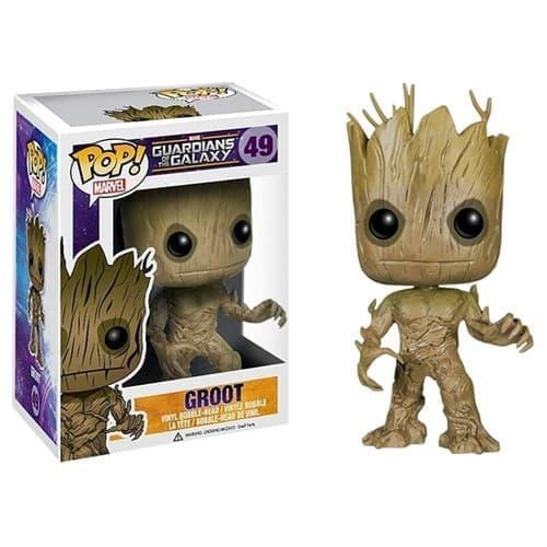 Фигурка Грут (Groot) из фильма Стражи Галактики № 49 - фото 8501