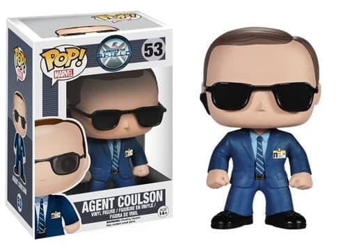 Фигурка Агент Коулсон (Agent Coulson) из вселенной Marvel № 53 - фото 8513
