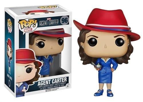 Фигурка Агент Картер (Agent Carter) из вселенной Marvel № 96 - фото 8524