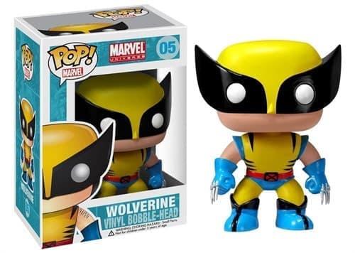 Фигурка Россомаха Логан (Wolverine Logan) из вселенной Marvel № 05 - фото 8528