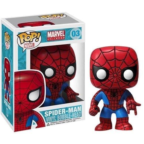 Купить фигурку фанко поп 03 человек-паук