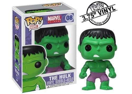 Фигурка Халк (Hulk) из вселенной Marvel № 08 - фото 8533