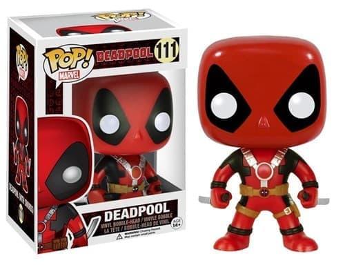 Фигурка Deadpool Two Swords из вселенной Marvel - фото 8538