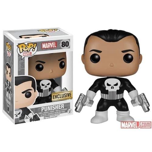 Фигурка Каратель (Punisher) из вселенной Marvel - фото 8543