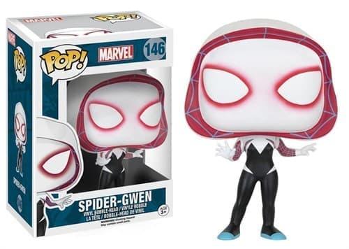 Фигурка Женщина-паук (Гвен Стейси) (Spider-Gwen) из вселенной Marvel - фото 8552