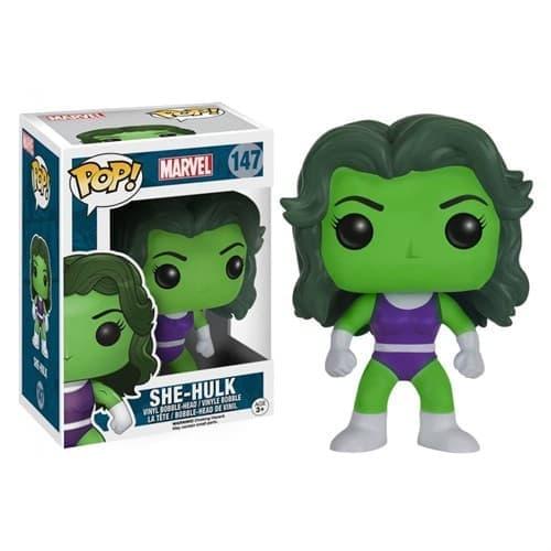 Фигурка Женщина Халк (She-Hulk) из вселенной Marvel № 147 - фото 8556