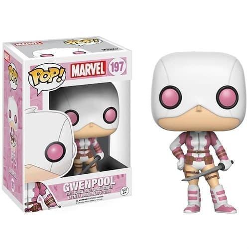 Фигурка Гвенпул в маске (Gwenpool Masked) из вселенной Marvel - фото 8560