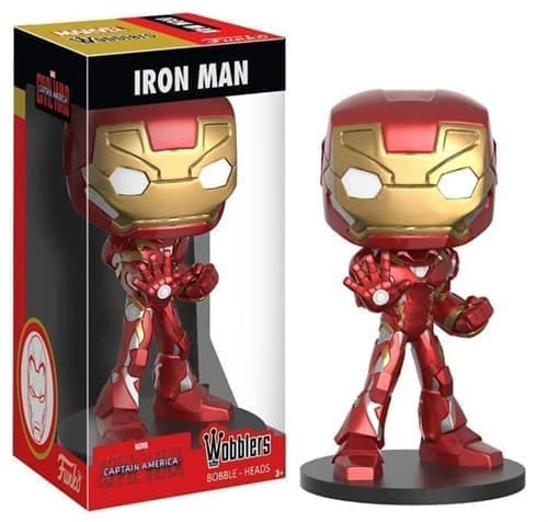 Купить фигурку Железного человека с доставкой в Москве