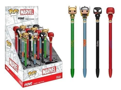 Набор авторучек Marvel выпуск 2 - фото 8570