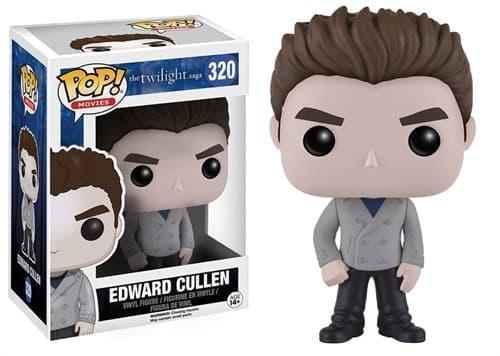 Фигурка Эдвард Каллен (Edward Cullen) из фильма Сумерки - фото 8583