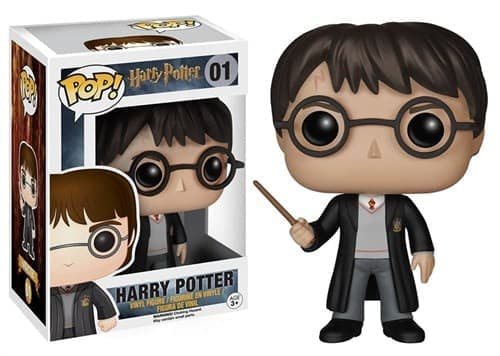 Фигурка Гарри Поттер (Harry Potter) из фильма Гарри Поттер № 01 - фото 8592