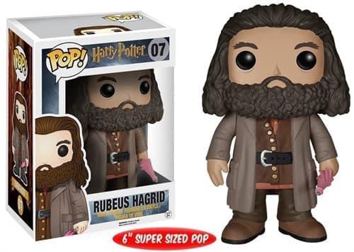 Фигурка Хагрид (Rubeus Hagrid 15 см) из фильма Гарри Поттер №07 - фото 8599
