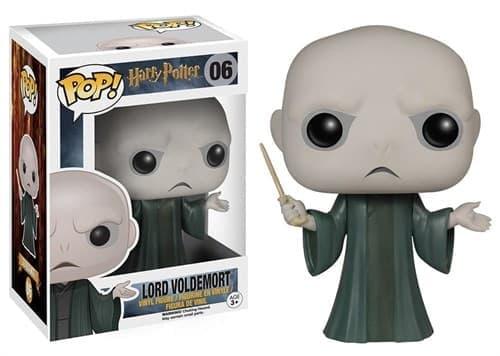 Фигурка Волан-де-Морт (Voldemort) из фильма Гарри Поттер №06 - фото 8600