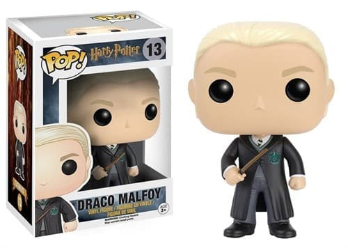 Фигурка Драко Малфой (Draco Malfoy) из фильма Гарри Поттер № 13 - фото 8618