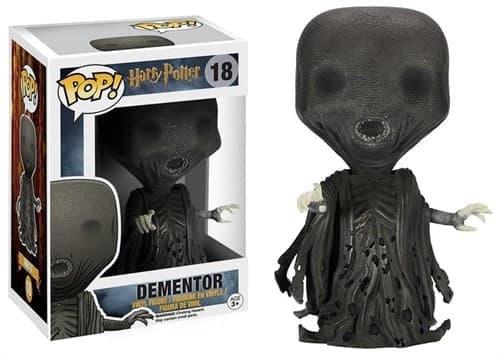 Фигурка Дементор (Dementor) из фильма Гарри Поттер № 18 - фото 8624