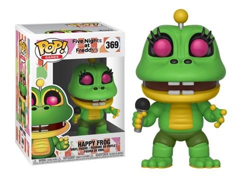 Фигурка Счастливая Жаба FNAF 6 (Pizza Simulator Happy Frog Pop) №369 купить в России
